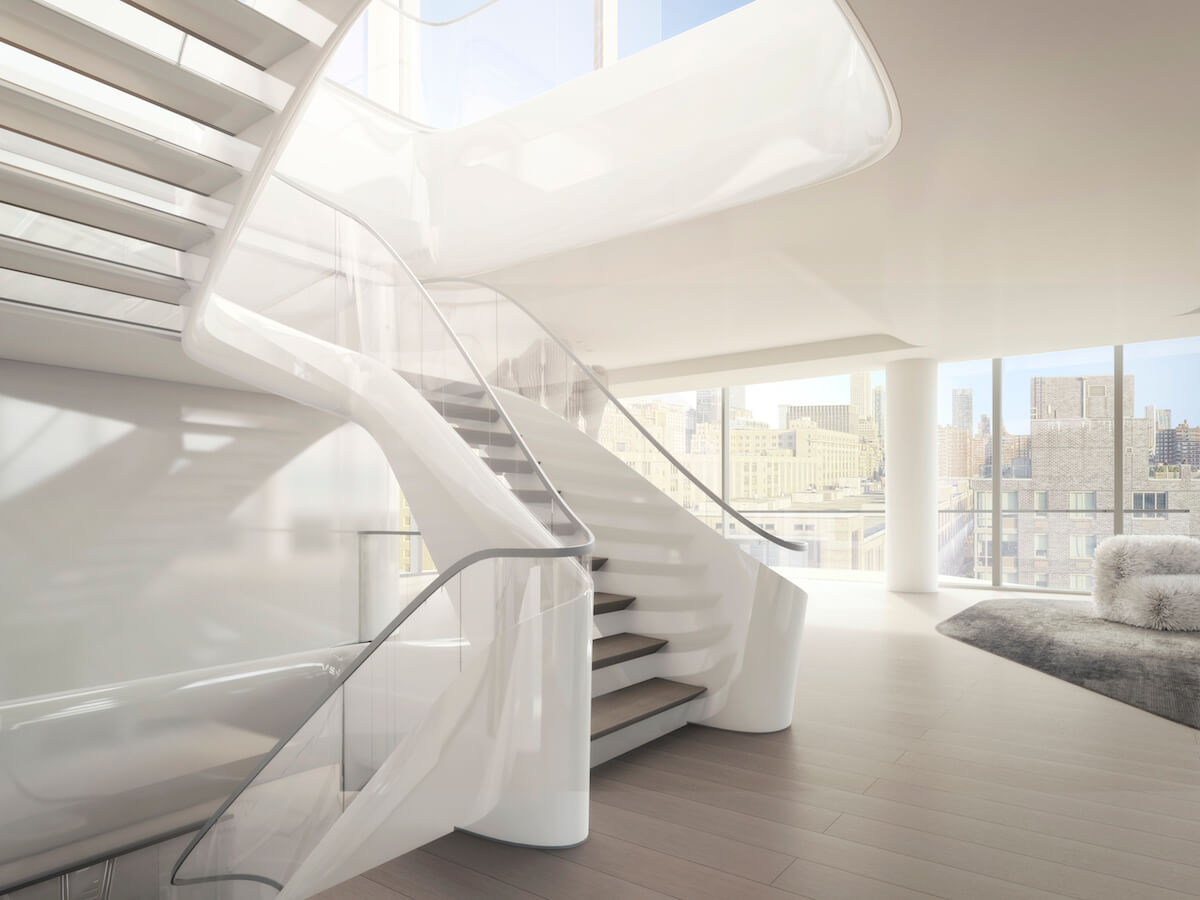 520 West 28th St. Zaha Hadid