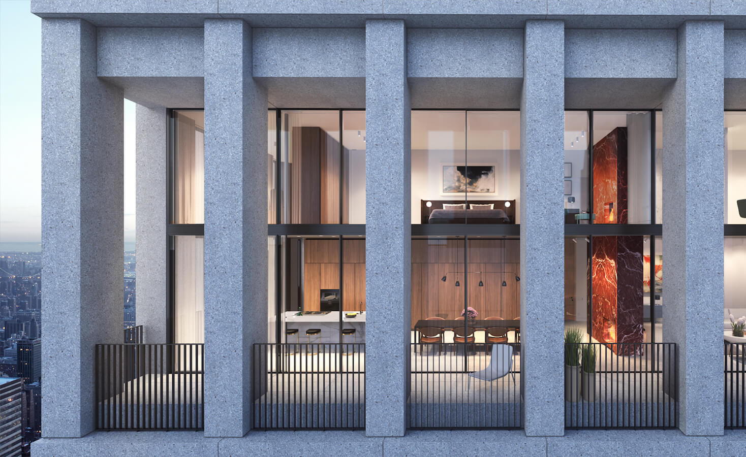 The Bryant. David Chipperfield