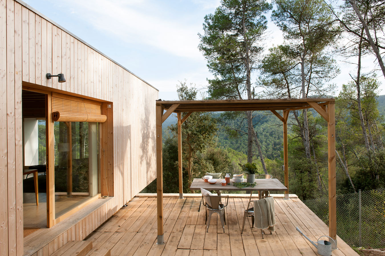 5 casas ecol gicas de bajo consumo - Construccion de casas ecologicas ...