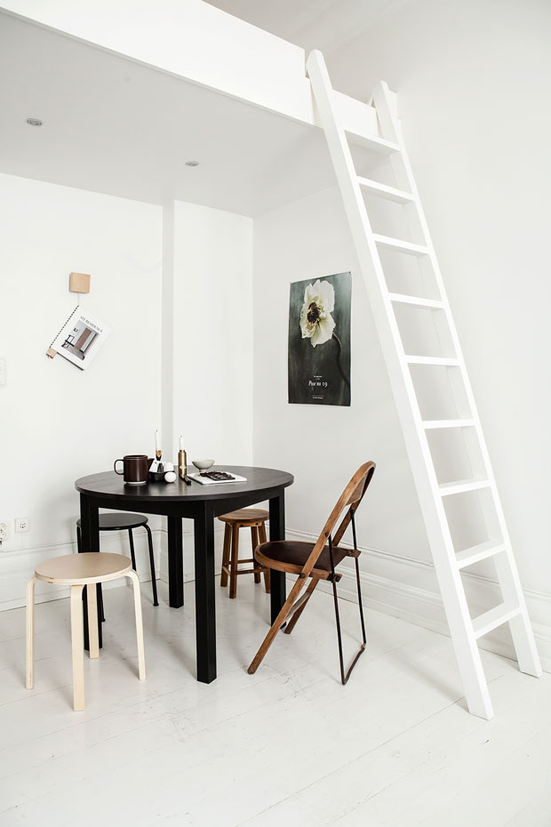 10 grandes ideas para espacios peque os for Espacios minimos arquitectura