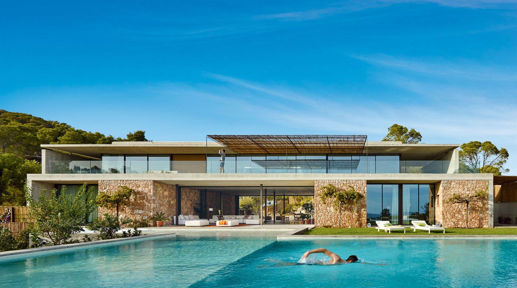 Las 10 piscinas m s espectaculares para el verano for Piscinas espectaculares