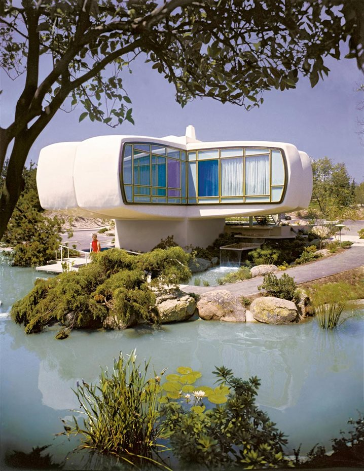 Monsanto House of the Future