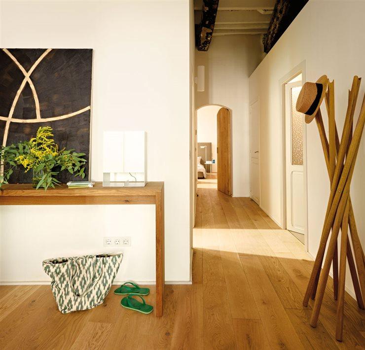 5 ideas para cambiar el suelo sin obras - Pavimentos rusticos para interiores ...