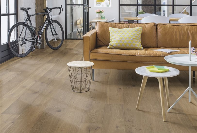 Parquet Palazzo roble extra mate, de Quick-Step
