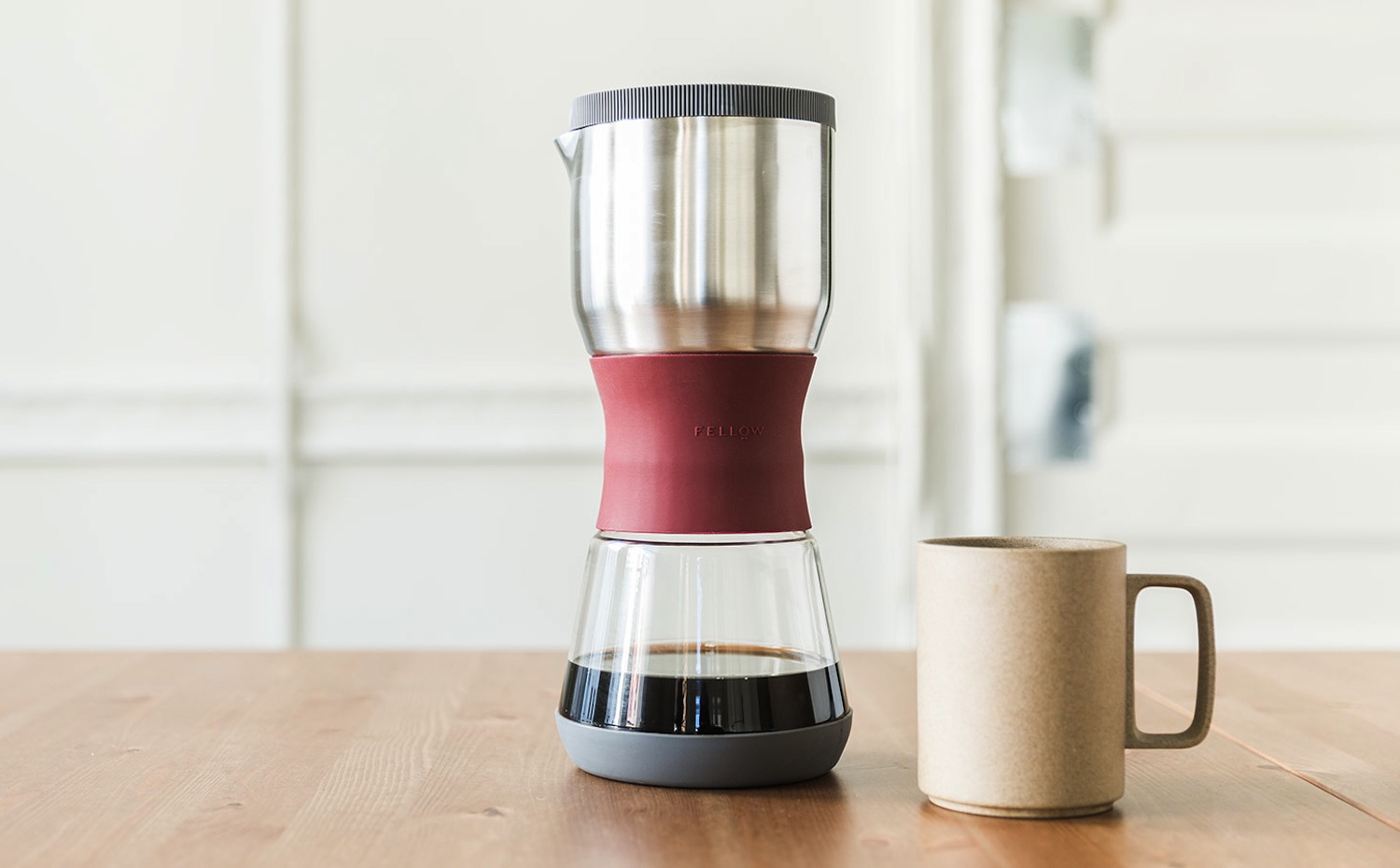 Duo Coffee Steeper. [05] Doble filtro