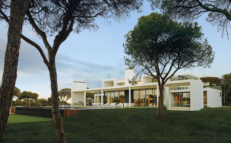 Casa de vacaciones nathan en el algarve portugal del estudio arqui - Apartamentos en el algarve ...