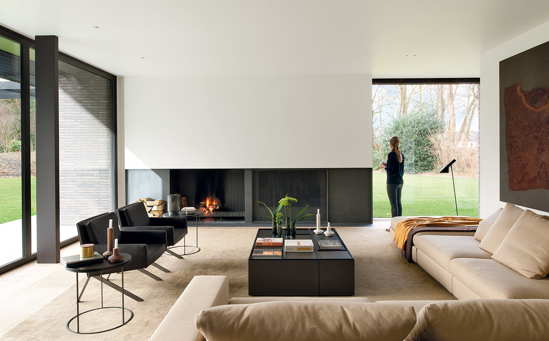 Casa DD en Waregem (Bélgica) de Vincent van Duysen