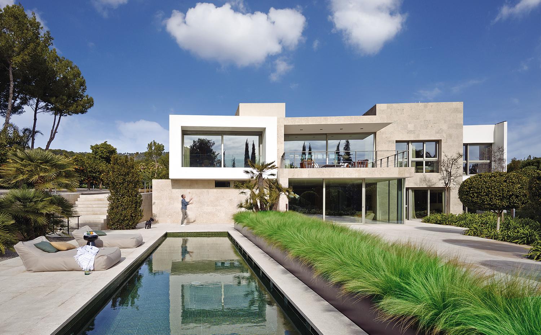 Casa en Mallorca de Jorge Bibiloni Studio y Rambla 9 Arquitectura