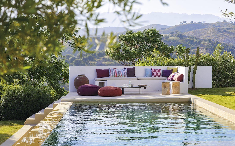 Piscina chill out dise o casa dise o - Decoracion chill out interiores ...