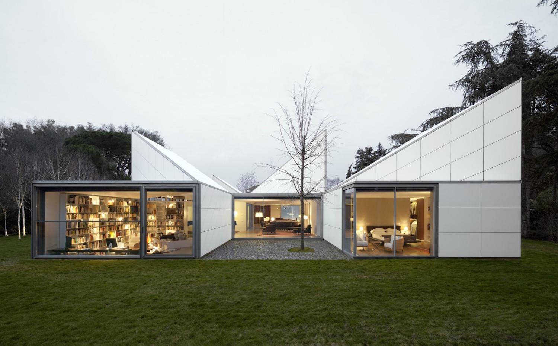 Las casas preferidas de la revista arquitectura y dise o for Arquitectura prefabricada