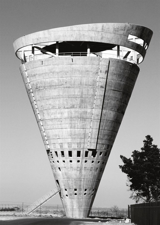 Grand Central Water Tower, Midrand (Sudáfrica, 1996), por GAPP Architects