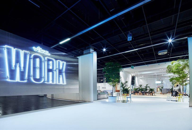 Vitra revoluciona la oficina con el proyecto work - Empresas de diseno ...
