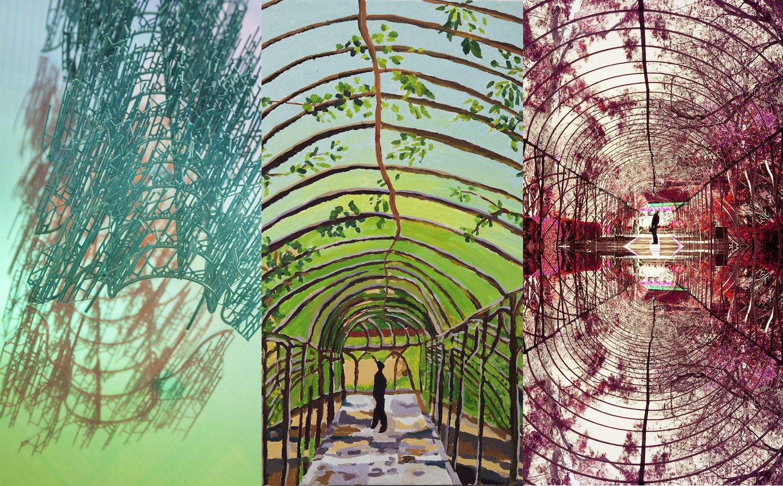 La visión del arte Down en la exposición Miradas sobre Madrid