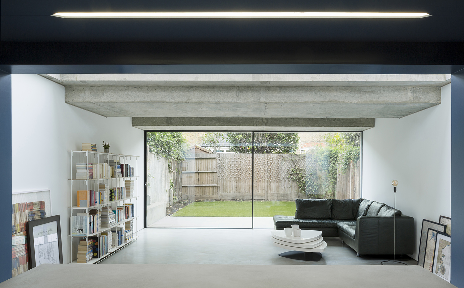 Slab House estudio Bureau de Change Londres