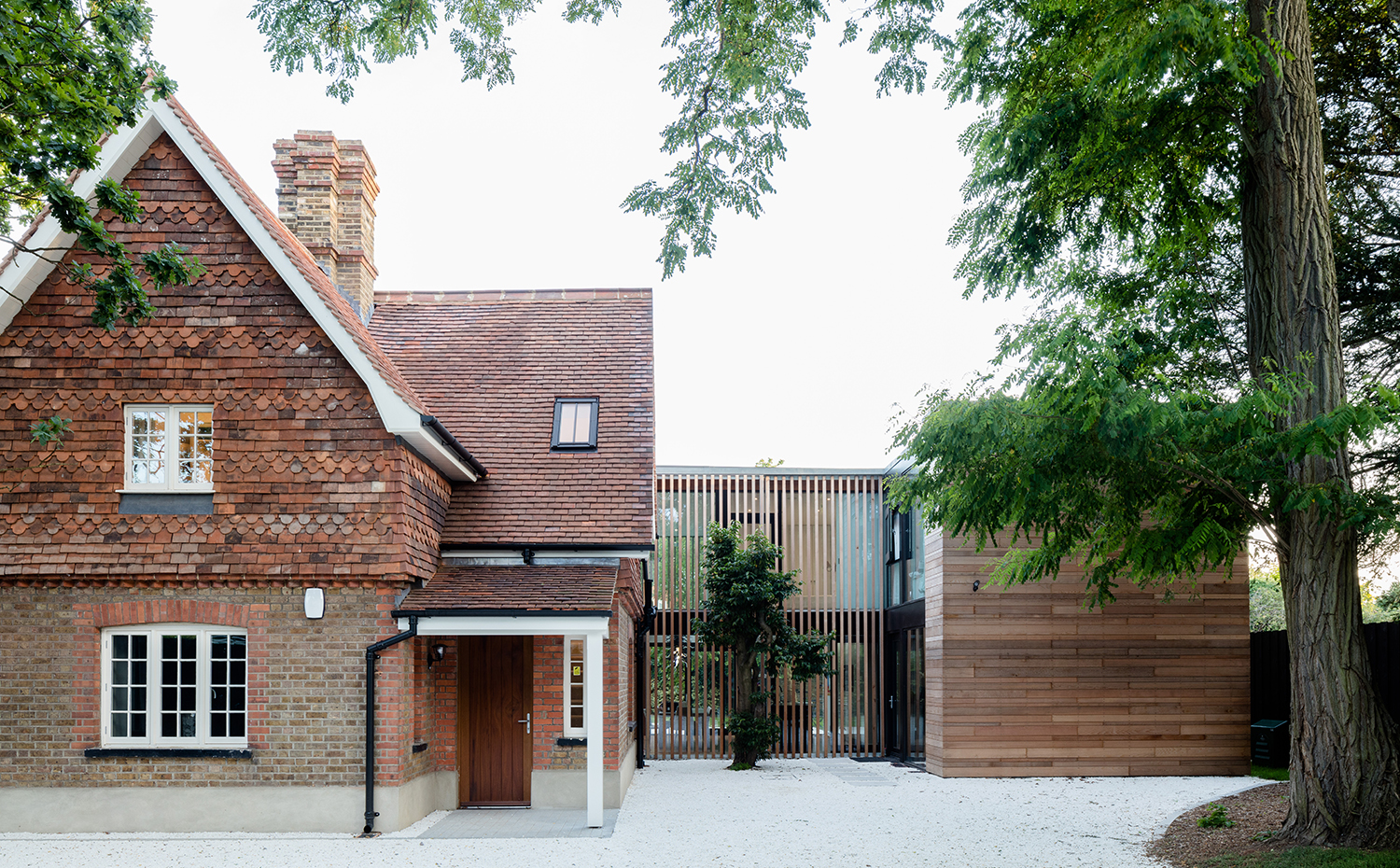 Warren Cottage McGarry-Moon Architects Londres