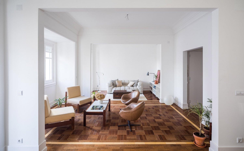 Reforma de apartamento se orial en lisboa por aboim - Reformas de apartamentos ...