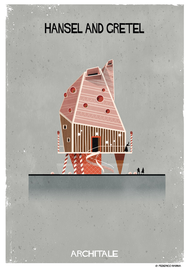 Architale 'Hansel y Gretel'