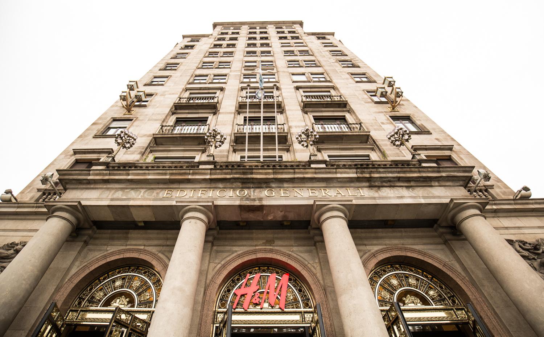 la nueva flagship store de hum se ubica en el emblemtico edificio generali de paseo de