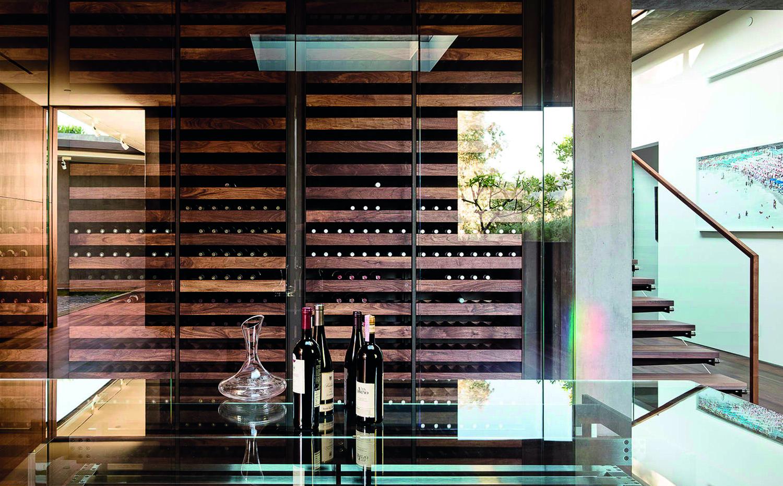 Bodegas en casa para los grandes amantes del vino - Fotos de bodegas en casas particulares ...