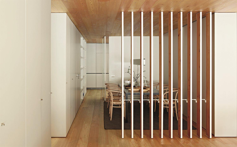 8 formas de separar los espacios de tu casa - Separar espacios ...