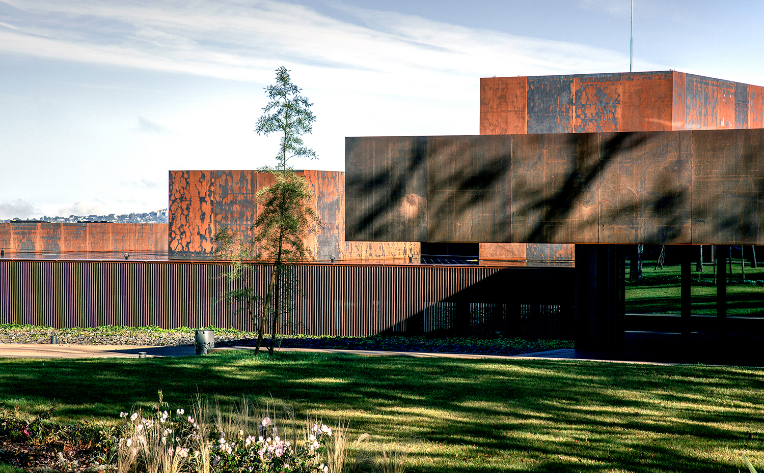 SoulagesMuseum 3. Museo Soulages, Rodez (Francia)