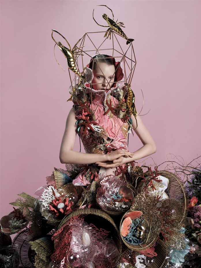 ZARA HOME LA GRANDE ILLUSIONE BY TIM WALKER 4. El fotógrafo Tim Walker trabajó junto a Richard Avedon