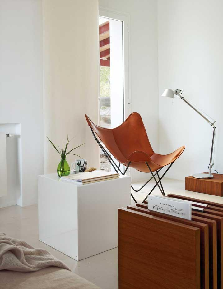 Casa de vacaciones en formentera por el arquitecto mari - Butaca butterfly ...
