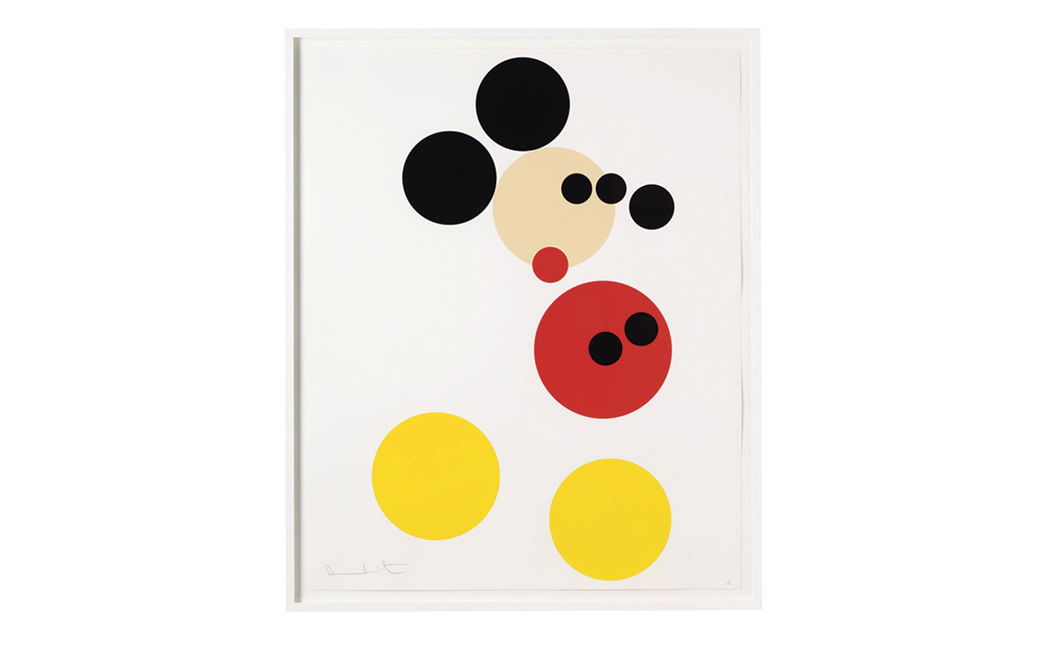 damien-hirst-mickey-print-for-other-criteria-0. Damien Hirst para Other Criteria