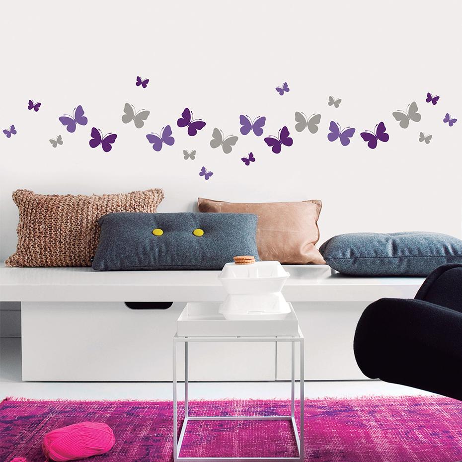 10 reformas por menos de 500 euros for Bauhaus vinilos decorativos