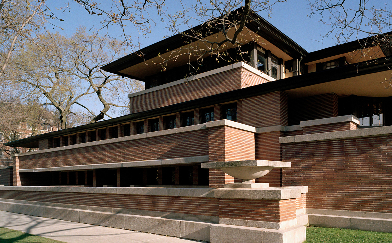 Robie House Frank Lloyd Wright