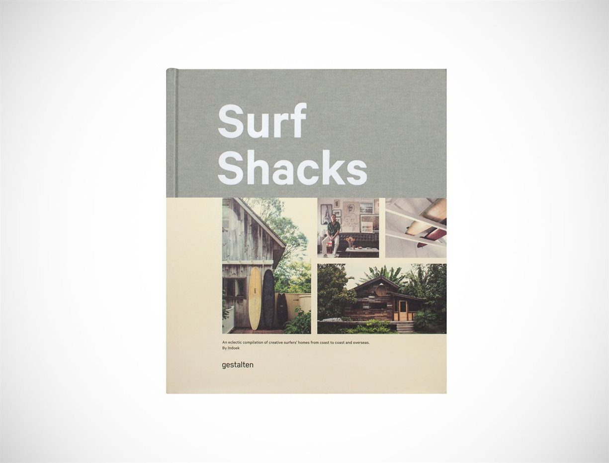Surf Shacks. 'Surf Shacks', editado por Gestalten