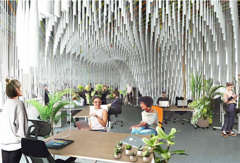 Proyecto FlipTop Satellite Network, de alumnos de la Escuela Técnica Superior de Arquitectura de Madrid