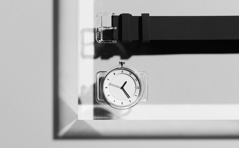 reloj no de tid