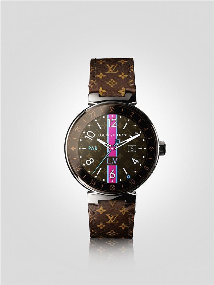 08bdecb94 Reloj Tambour Moon de Louis Vuitton
