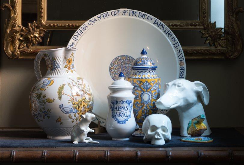 La cer mica sin complejos de talavera en el museo for Ceramica talavera madrid