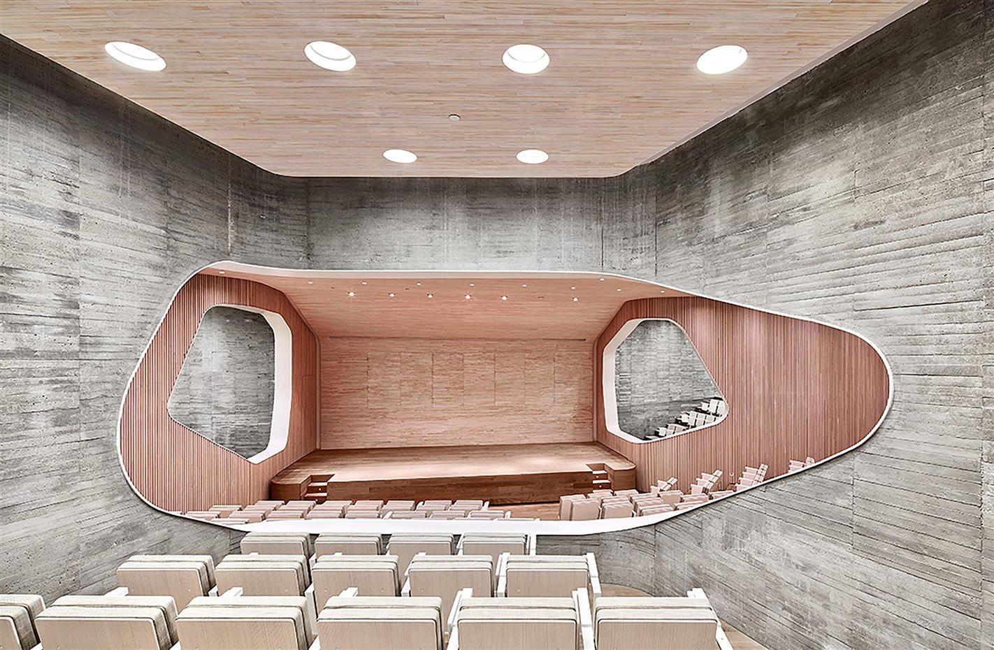 Festival Open House Y Semana De La Arquitectura En Madrid