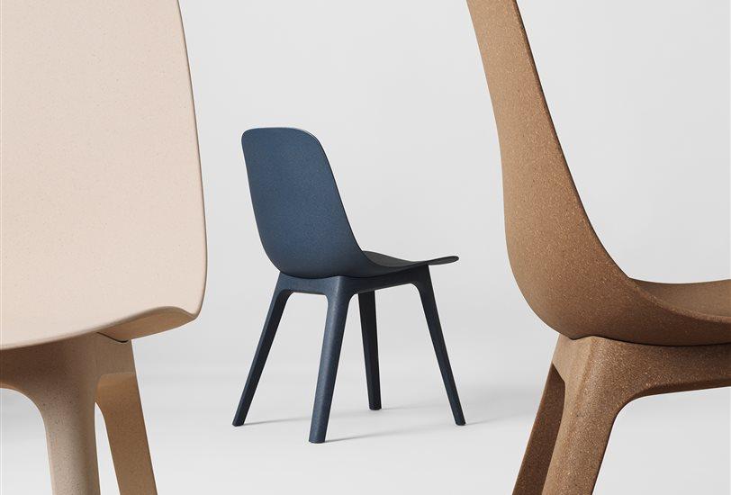 Ya puedes tener una silla sostenible de Ikea