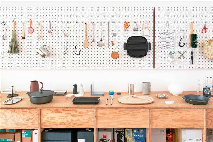 ¿Cuántos objetos y herramientas acumulamos en casa que solo utilizamos unas pocas veces? Productos de la tienda online jaspermorrison.com