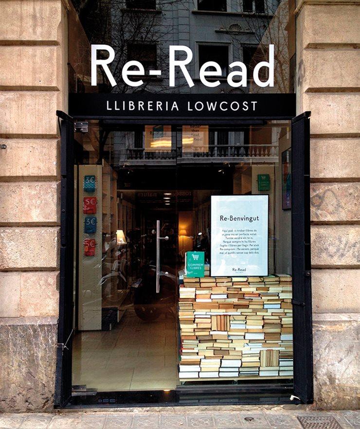 Cada vez hay más librerías low cost de compraventa de libros de segunda mano.