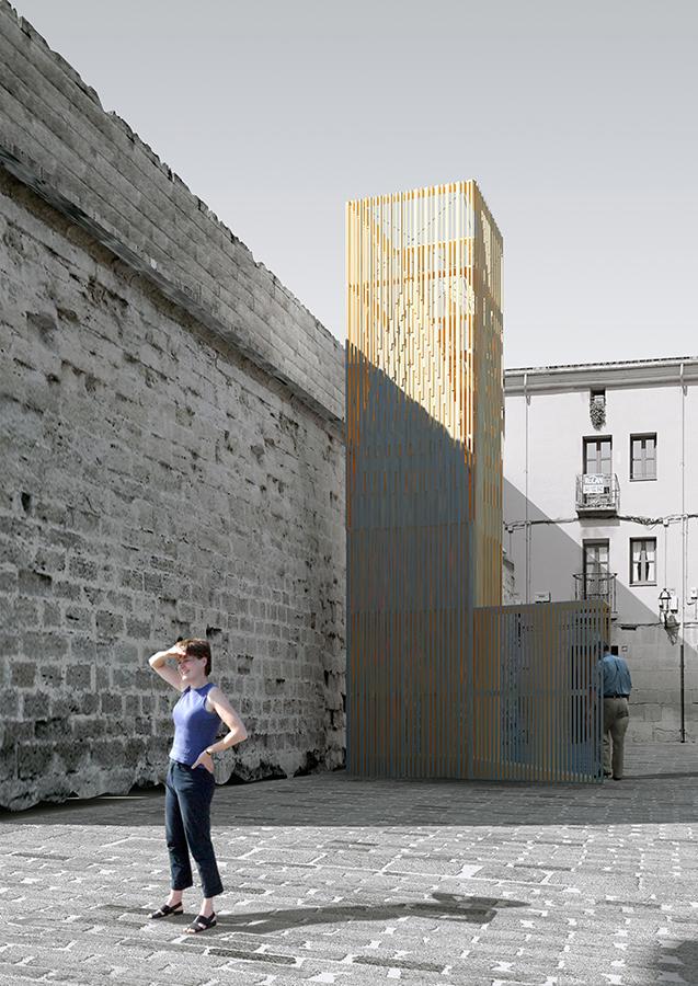 El arquitecto italiano Davide Marchetti será uno de los profesionales invitados a realizar una intervención con su proyecto Otravisión.