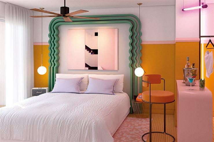 Paradiso Ibiza Art Hotel.