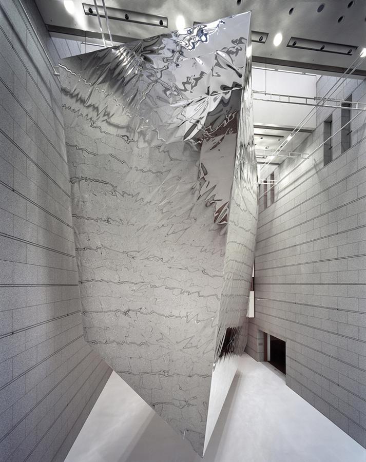 Instalación 'Balloon' en el Museo de Arte Contemporáneo de Tokio