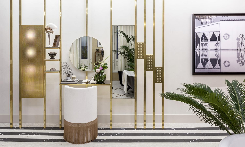 Interiorismo de Virginia Sánchez inspirado en Cocó Chanel