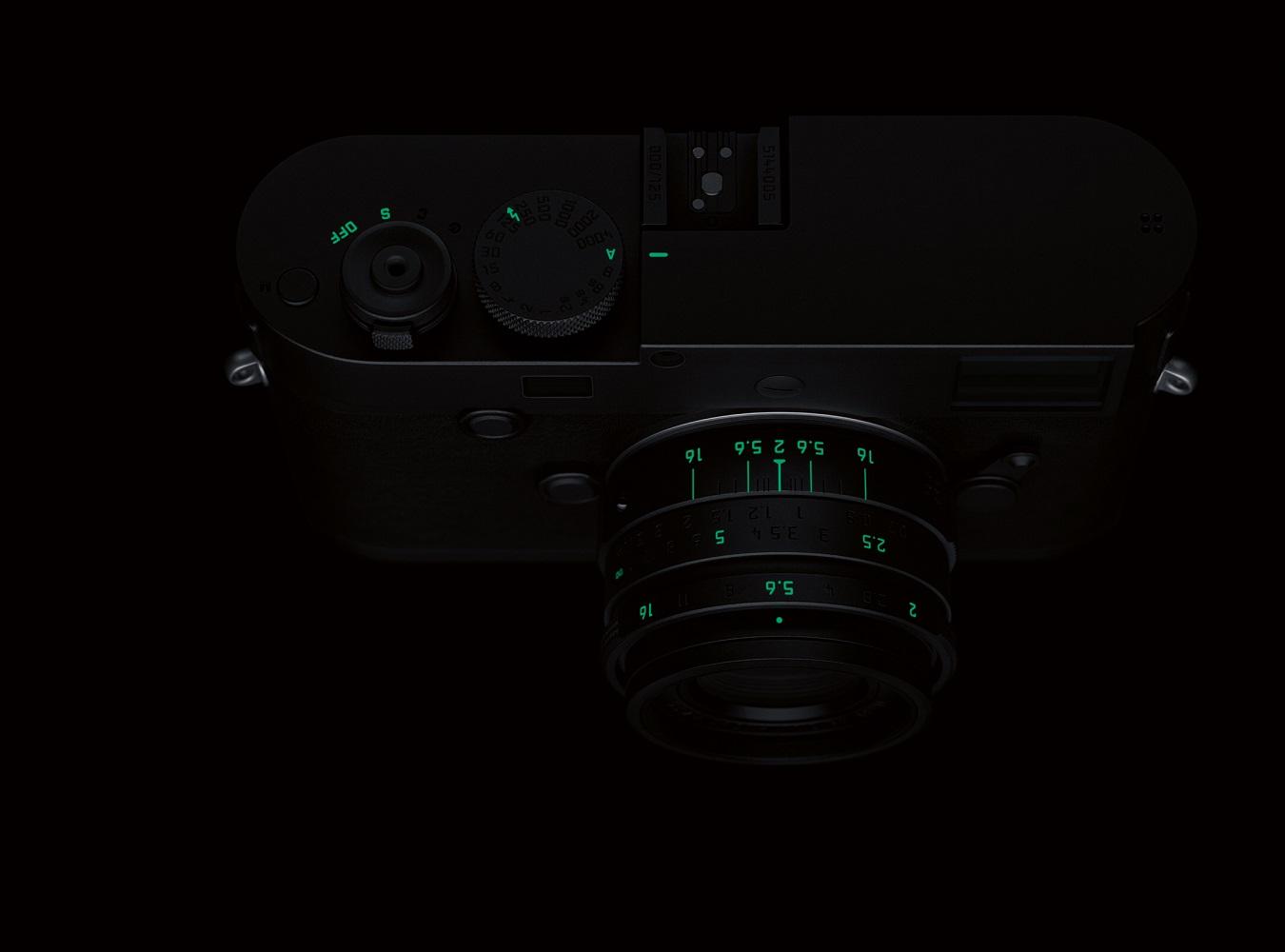 Leica M Monochrom (Typ 246)Stealth Edition.