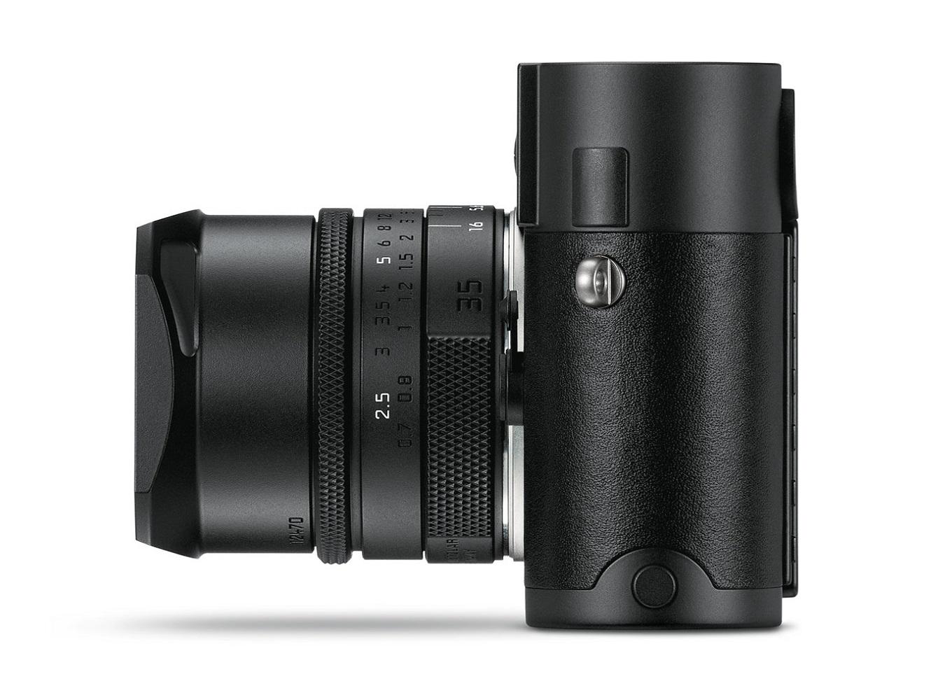 Leica M Monochrom (Typ 246) Stealth Edition.