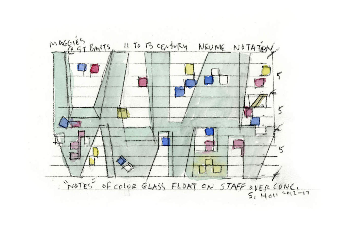 maggies-centre-bart. [03] 'One Two Five', la arquitectura de Steven Holl
