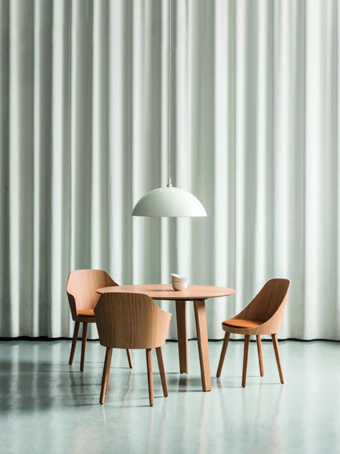 La nueva silla Kaiak diseñada por Estudi Manel Molina