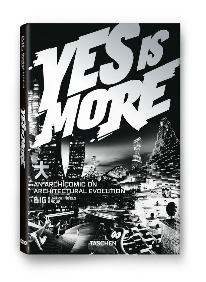 Yes is more Libros para amar la arquitectura