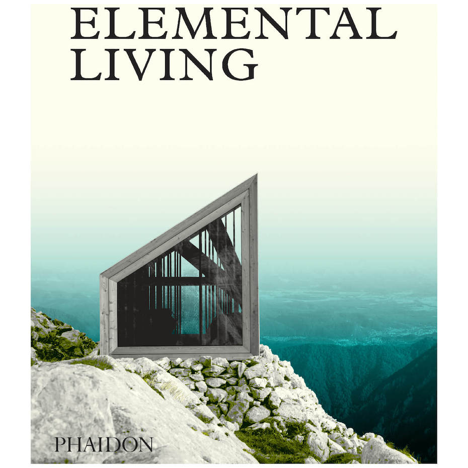 Elemental living, contemporary houses in Nature Libros para amar la arquitectura