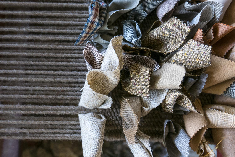 Pruebas del tapiz